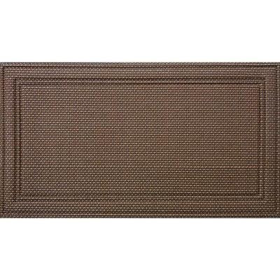 Apache Mills Manhattan Soho 20 in. x 36 in. Recycled Rubber Door Mat
