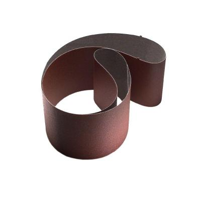 2 in. x 42 in. 150-Grit Cloth Sanding Belt (10-Pack)