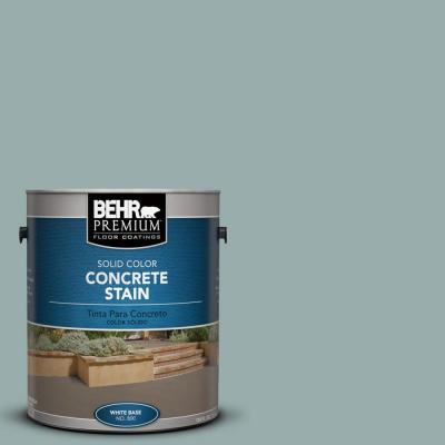 BEHR Premium 1-Gal. #PFC-46 Barrier Reef Solid Color Concrete Stain