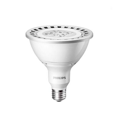 Philips 120W Equivalent Daylight (5000K) PAR38 Dimmable LED Flood Light Bulb (2-Pack)