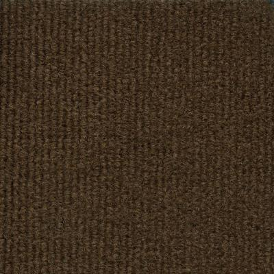 Casual Day - Color Brown Indoor/Outdoor 12 ft. Carpet
