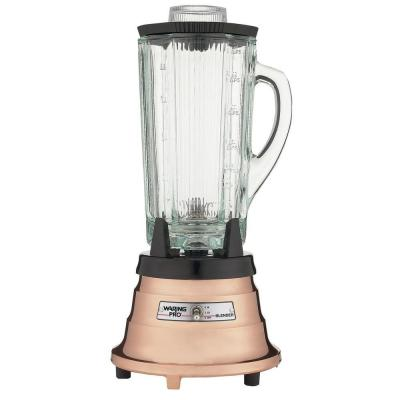 Waring Pro 40 oz. Professional Food and Beverage Blender in Copper