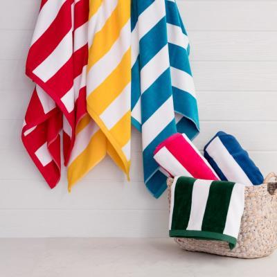 The Cabana Beach Towel