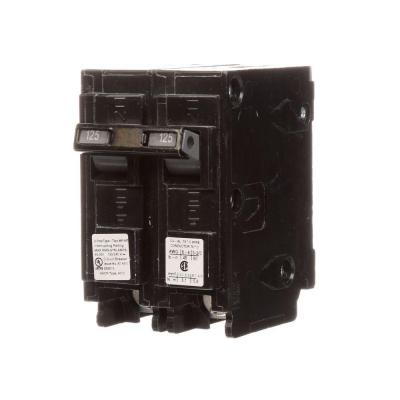 125 Amp Double-Pole Type MP-MT 65K Circuit Breaker Product Photo