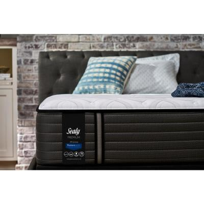 Sealy Response Premium 14.5 in. California King Cushion Firm Tight Top Mattress