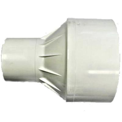 DURA 12 in. x 8 in. Schedule 40 PVC Reducer Coupling SxS