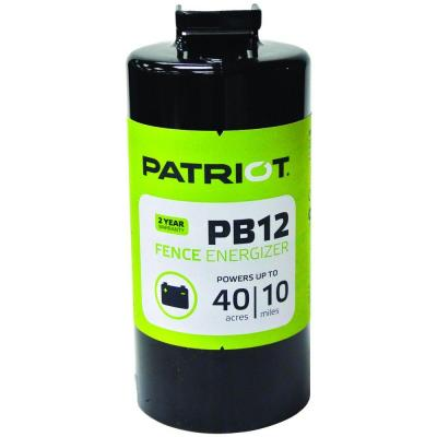 PB12 Battery Energizer - 0.12 Joule Product Photo