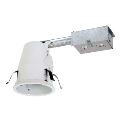 E26 Series 4 in. Aluminum Recessed Lighting Remodel Non-IC AIr-Tite Housing