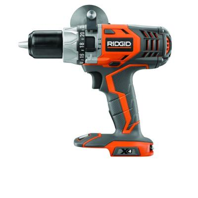 RIDGID 18-Volt X4 Hammer Drill Console (Tool Only)