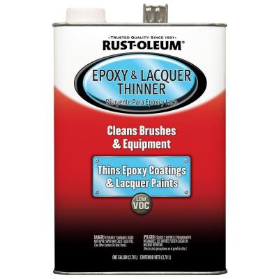 Rust-Oleum Automotive 1 gal. Low VOC Epoxy and Lacquer Thinner (2-Pack)