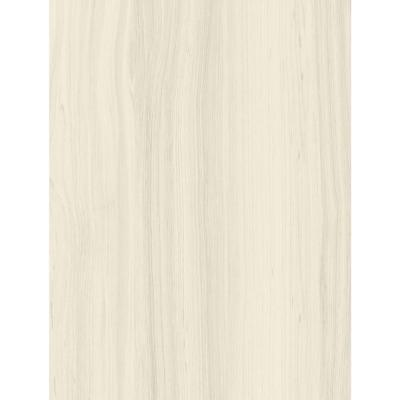 3 in. x 5 in. Laminate Sample in White Cypress with SoftGrain Finish Product Photo