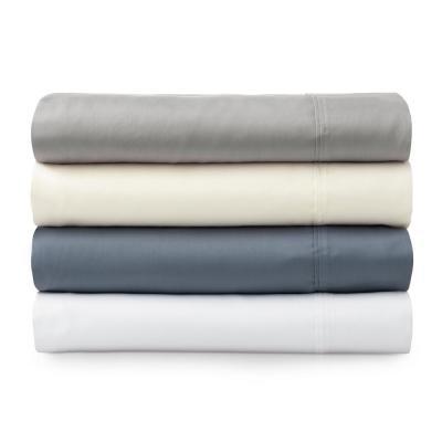 The Smooth Cotton Tencel Sateen Sheet Set