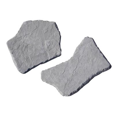 Nantucket Pavers 20 in. and 21 in. Irregular Concrete Blue Stepping Stones Kit (20-Piece)