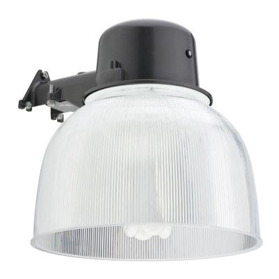 Lithonia Lighting Wall-Mount Outdoor Bronze Fluorescent Area Light