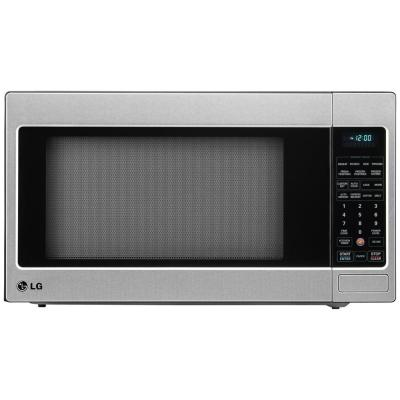 Can Countertop Microwave Be Built In : cu. ft. Countertop Microwave in Stainless Steel, Built-In Capable ...
