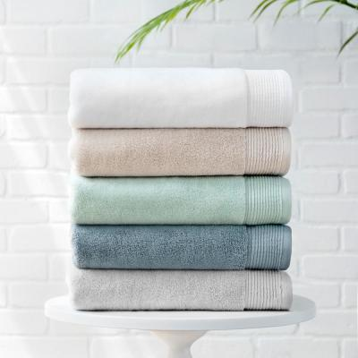6-Piece Blossom Cotton Bath Towel Set