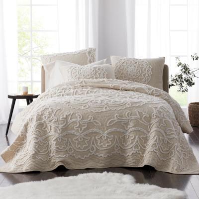 Ashfield Cotton Linen Quilt