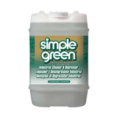 Simple Green 5-Gal. Sassafras Cleaner and Degreaser