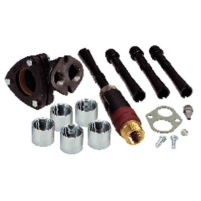 Parts20 Single Pipe Jet Kit for 2 in. Deep Well