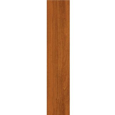Allure 6 in. x 36 in. Sapelli Red Resilient Vinyl Plank