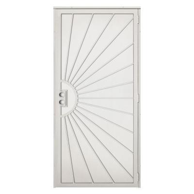 Solana Navajo Outswing Security Door