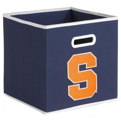College STOREITS Syracuse University 10-1/2 in. W x 10-1/2 in. H