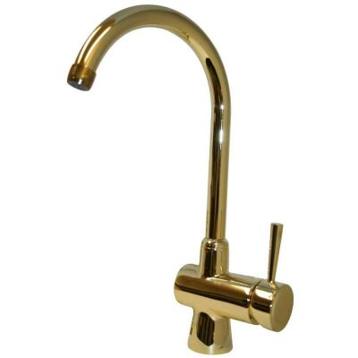whitehaus collection single handle kitchen faucet in