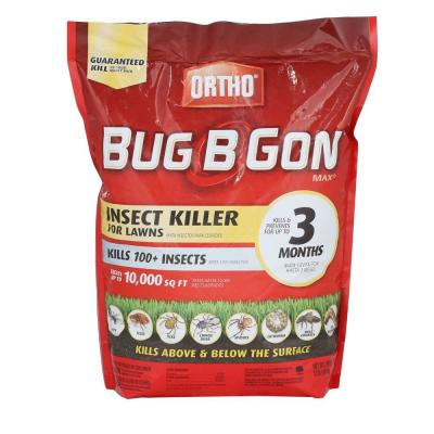 Ortho 10 lb. Bug-B-Gon Max Insect Killer for Lawns