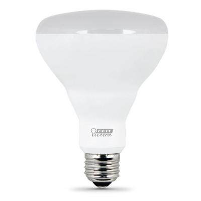 65W Equivalent Soft White BR30 Dimmable LED Light Bulb (Case of
