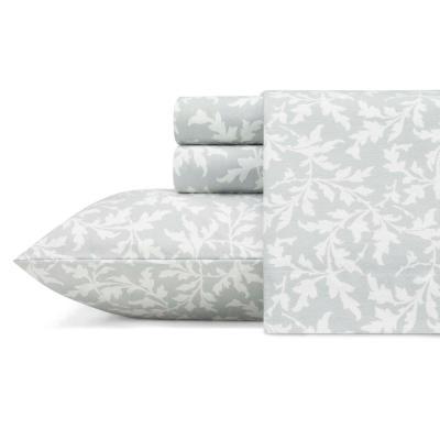 Crestwood Floral Flannel Sheet Set