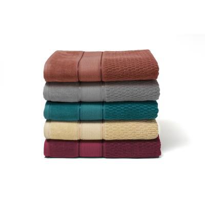 Royale 6-Piece 100% Turkish Cotton Bath Towel Set
