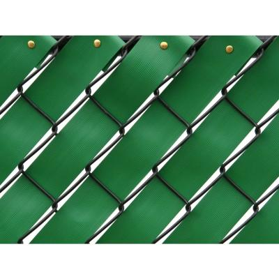 Pexco 250 ft. Fence Weave Roll in Green