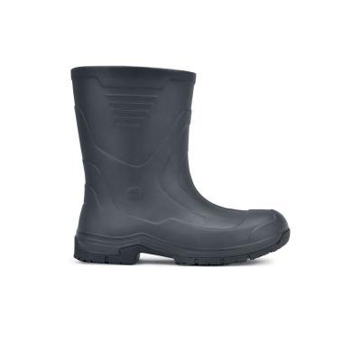 Unisex Bullfrog II Slip-Resistant Work Boots - Soft Toe
