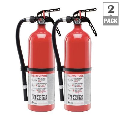 Full Home 3-A;40-B;C Fire Extinguisher (2-Pack)
