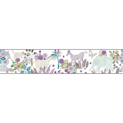9 in. H Waverly Kids Day Dream Border