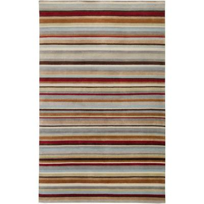 Artistic Weavers Healdsburg Gray 9 ft. x 13 ft. Area Rug