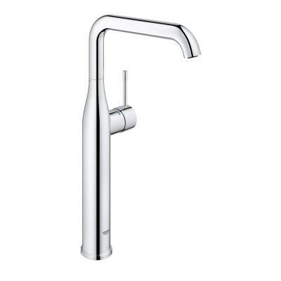 Essence New XL-Size Single Hole Single-Handle Vessel Bathroom Faucet in StarLight Chrome Product Photo