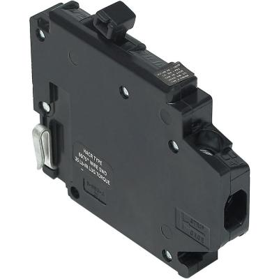 Connecticut Electric 15-Amp 1/2 in. Single-Pole Type A Left-Clip UBI Replacement Circuit Breaker