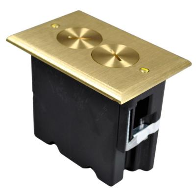 Outlets receptacles dimmers switches outlets for Floor electrical outlet