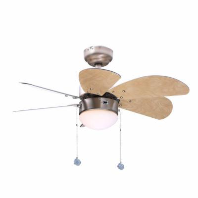 Turbo Swirl 30 in. Brushed Aluminum Ceiling Fan