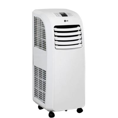 LG Electronics 7,000 BTU Portable Air Conditioner with Dehumidifier Function (67 Pint/Day) and Remote Control
