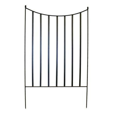 Canterbury 39 in. Steel Garden Fence Product Photo