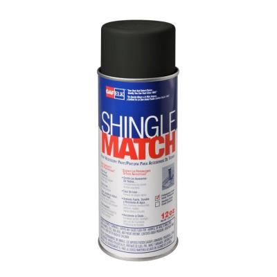 null 12 oz. Pewter Gray Shingle Match Paint