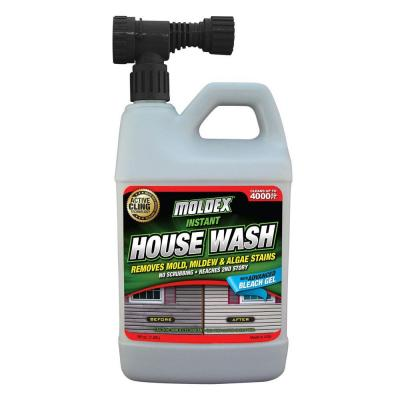 Moldex 56 Oz Instant House Wash 7030 The Home Depot