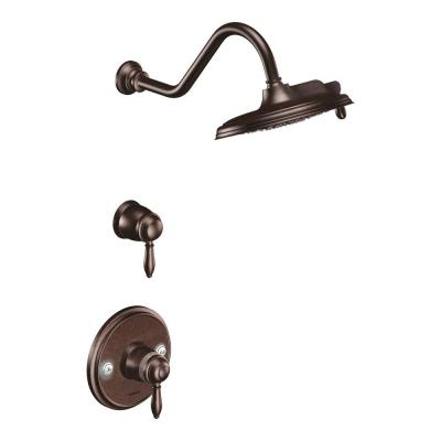 Weymouth ExactTemp Shower Only Trim Kit in Oil Rubbed Bronze (Valve