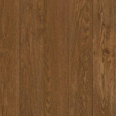 American Vintage Bear Creek Oak 3/4in Thick x 5in Wide x Varied Length Solid Scraped Hardwood Flooring(23.5sq.ft./case) Product Photo