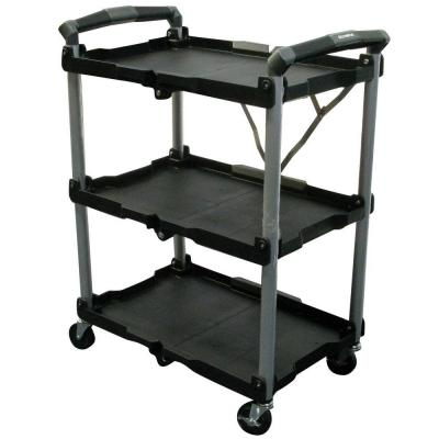 Collapsable carts