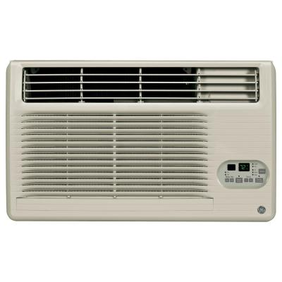 8,400 BTU 115-Volt Built-In Cool-Only Room Air Conditioner in Gray Product Photo