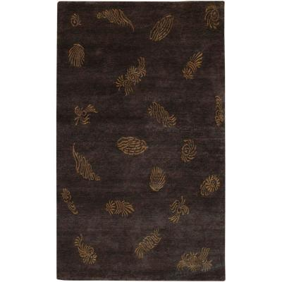 Artistic Weavers Dulce Black/Brown Blend 2 ft. x 3 ft. Accent Rug