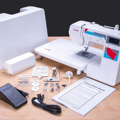 Janome MOD-100Q Quilting and S..